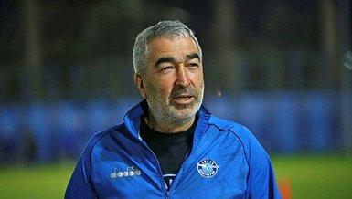 Adana Demirspor'da Samet Aybaba: Kaliteli ve değerli bir kadromuz var