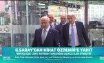 Galatasaray'dan Nihat Özdemir'e yanıt