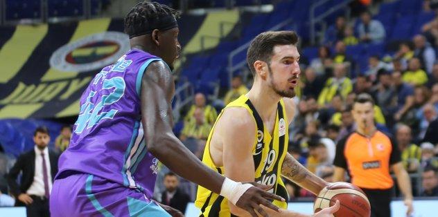 Fenerbahçe Beko 86 - 80 Meksa Yatırım Afyon Belediyespor | MAÇ SONUCU