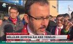 Bakan Kasapoğlu: Gençlerimiz umut verdi