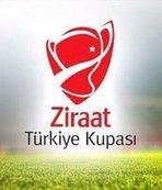 Ziraat Türkiye Kupası'nda 2'nci eleme turu başladı