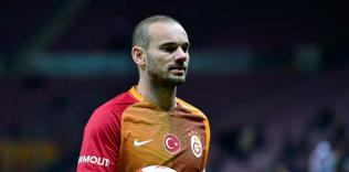 """Sneijder'den flaş itiraf! """"Eğer %100 ile oynasaydım..."""""""
