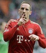 Ribery'den Premier Lig ekibine ret!
