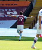 Cimbom'un gözdesi şov yaptı Aston Villa 3 puanı kaptı