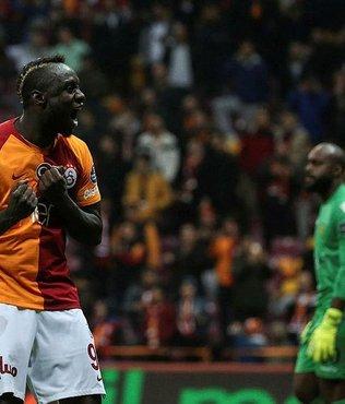 Galatasaraylı Diagne'den Başakşehir'e gönderme!