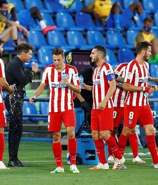 Son dakika: Atletico Madrid'de 2 corona vakası tespit edildi