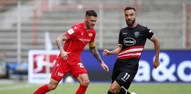 ÖZET | Union Berlin 3-0 Fortuna Düsseldorf - tam -