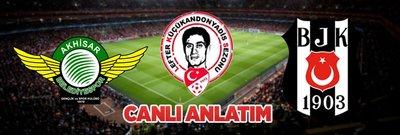 Ahkisarspor - Beşiktaş   CANLI