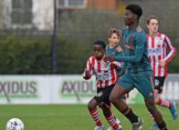 Ajax'ın 15 yaşındaki yıldızı David Easmon sosyal medyayı salladı