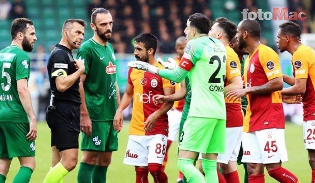 Serkan Çınar ve Alper Ulusoy şimdi yandı! TFF devreye...