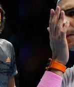 Dev hüsran... Federer'in ardından Nadal da veda etti!