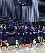 A Milli Kadın Basketbol Takımı medya ile buluştu