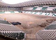 Çotanak Stadı'nda sona doğru