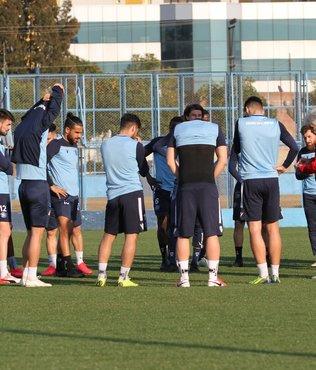 Adana Demirspor Süper Lig'i gözüne kestirdi!