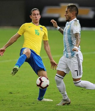 Brezilya, Arjantin'i 1-0 yendi
