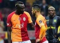 Galatasaray'da beklenmeyen ayrılık! Belhanda ve Diagne derken...
