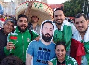 Dünya Kupasına gidemeyen arkadaşları için bakın ne yaptılar
