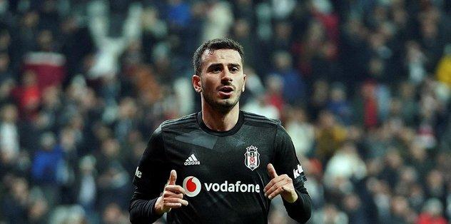 Oğuzhan Özyakup Beşiktaş'a dönüyor - için -