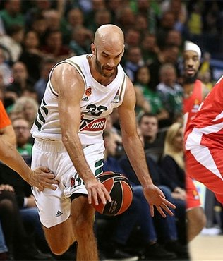 Euroleague'de haftanın MVP'leri Nick Calathes ve Luke Sikma