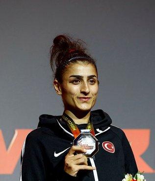 Hatice Kübra İlgün Olimpiyat vizesi aldı
