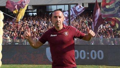 Salernitana Ribery'i resmen açıkladı!
