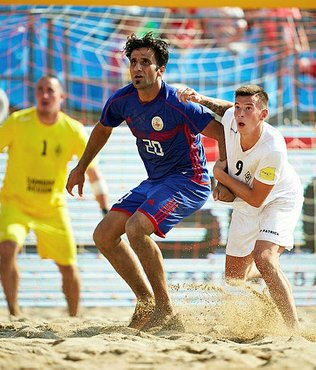 Dünya Kulüpler Plaj Futbolu Şampiyonası Alanya'da başladı