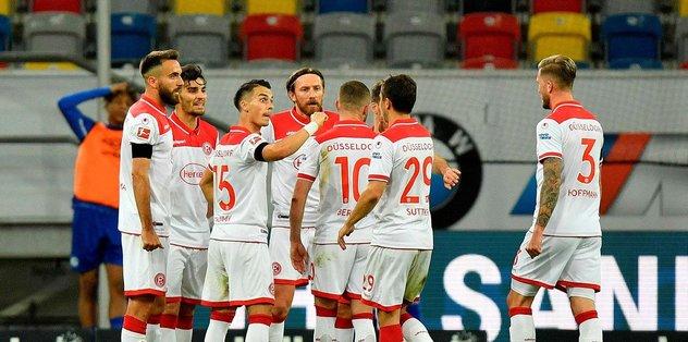 Fortuna Düsseldorf 2-1 Schalke 04 | MAÇ SONUCU