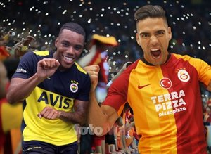 Galatasaray'dan Falcao planı ve transfer! Garry Rodrigues...