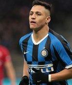 Alexis Sanchez bonservisiyle Inter'de