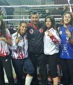 Antalya'nın gururu oldular