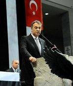 Beşiktaş'ta mazbata töreni yapıldı