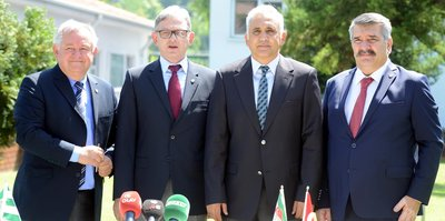 Bursaspor altyapısı Faruk Korkmaz'a emanet