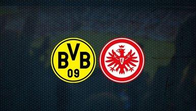 Borussia Dortmund - Eintracht Frankfurt maçı ne zaman, saat kaçta ve hangi kanalda canlı yayınlanacak?   Almanya Bundesliga