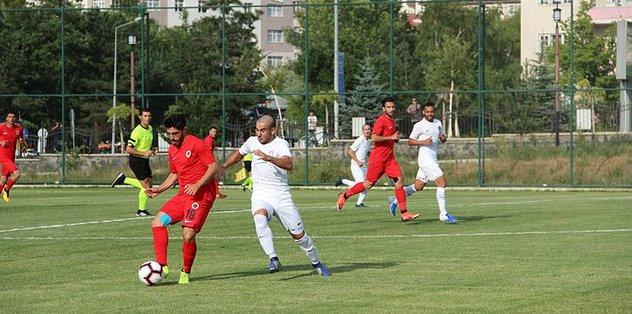 Gençlerbirliği 1-1 Antalyaspor