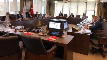 TFF'den Riva'da değerlendirme toplantısı!