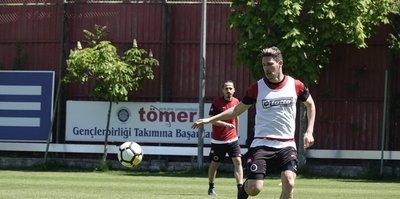 Gençlerbirliği'nde Demir Grup Sivasspor maçı hazırlıkları