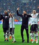 Avrupa basınına Beşiktaş damgası