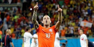 Sneijder milli takıma kırgın