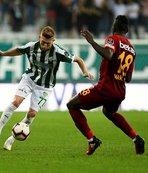 Bursaspor, Kayseri'de galibiyet arıyor
