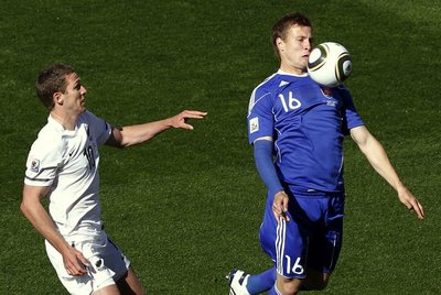 Yeni Zelanda - Slovakia (F Grubu Maçı)