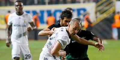 Fenerbahçe ile Akhisar 10. randevuda