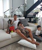 """Ronaldo'dan yeni """"Evde Kal"""" paylaşımı"""
