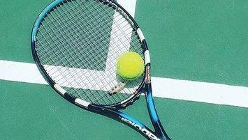 Teniste zafer Türkiye'nin
