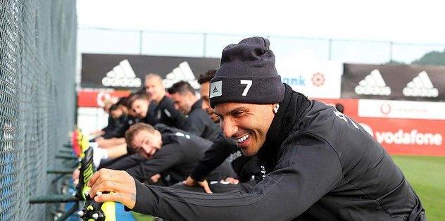 Beşiktaş Fenerbahçe derbisinin hazırlıklarına devam etti