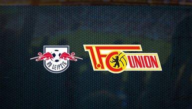 RB Leipzig - Union Berlin maçı ne zaman, saat kaçta ve hangi kanalda canlı yayınlanacak? | Almanya Bundesliga