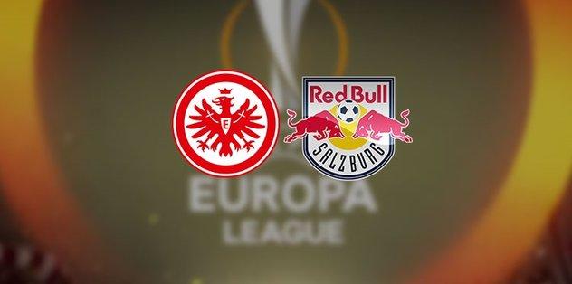 Eintracht Frankfurt Salzburg maçı ne zaman, saat kaçta ve hangi kanalda canlı yayınlanacak?