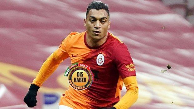 Galatasaraylı Mostafa Mohamed'de flaş gelişme! Milli takım hocası ikna için geliyor