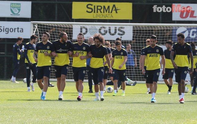Fenerbahçe'de şok! 5 ayrılık birden...
