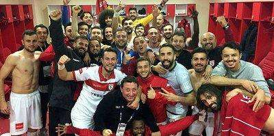 Samsunspor ilk yarıda beklentileri karşılamadı