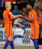 Lens'ten Robben'e veda
